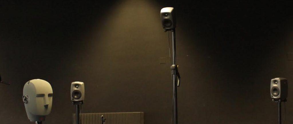 3D-audio dummyhead 2