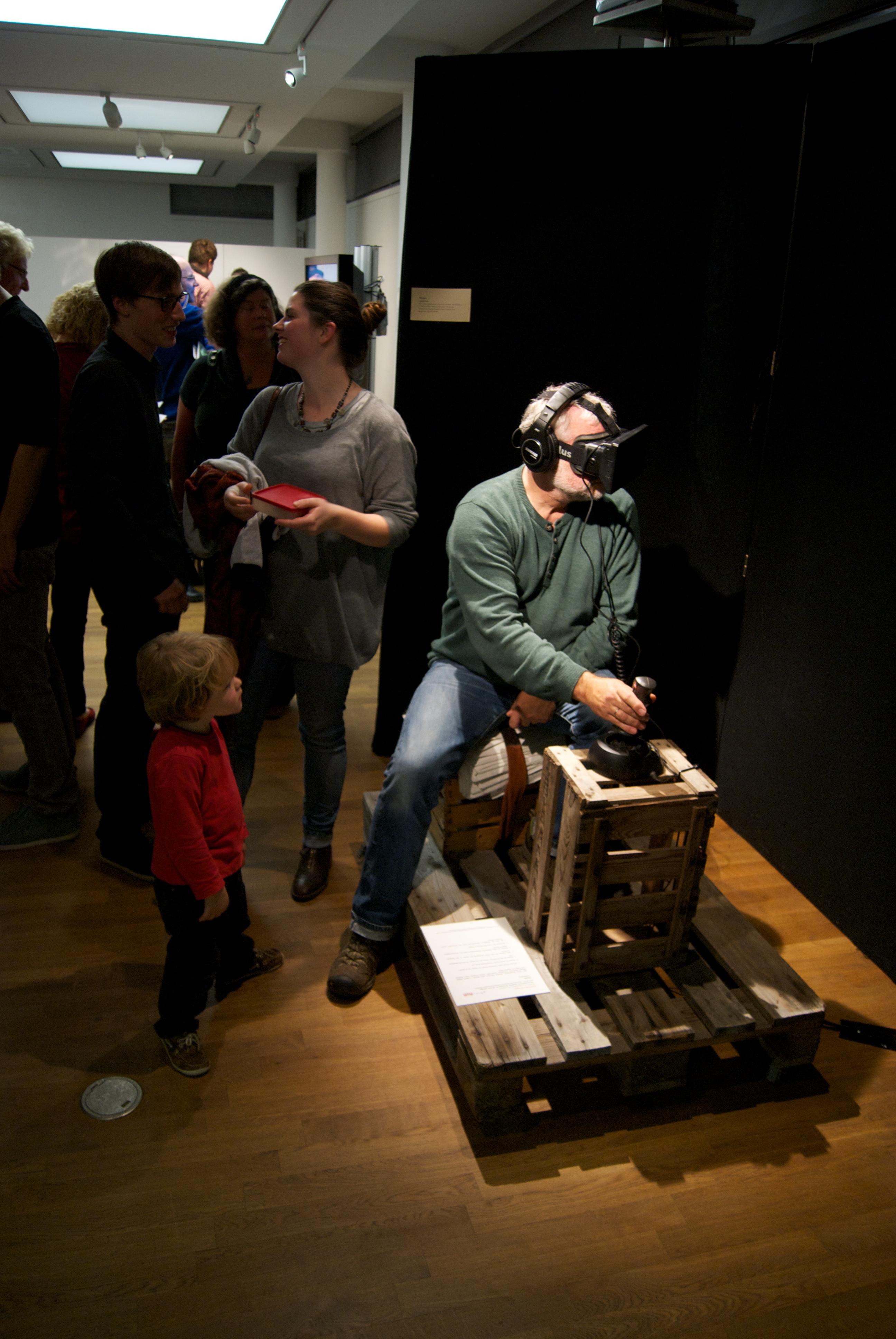 Ausstellung: Station Heimat – Medien I Landschaften I Umwelten